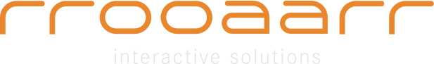 orangenes rrooaarr Logo